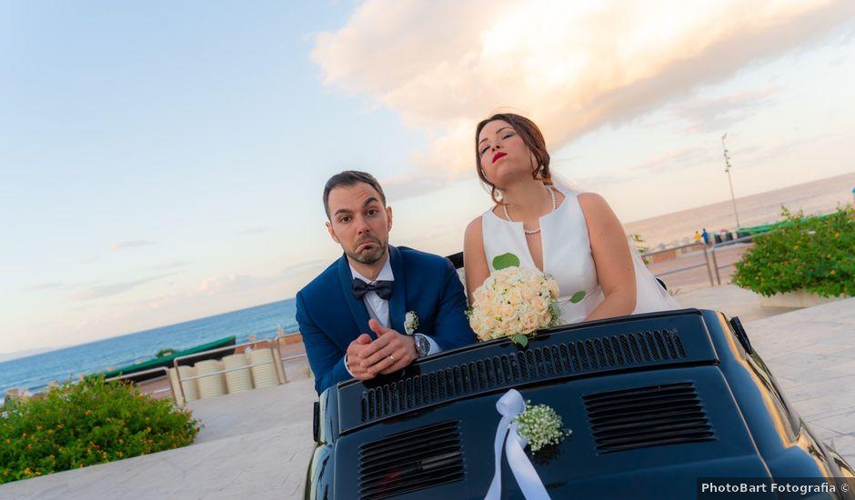 Il matrimonio di Salvatore e Mariagrazia a Siracusa, Siracusa