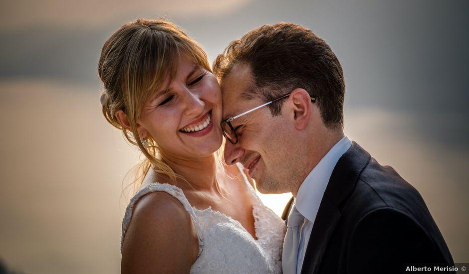 Il matrimonio di Giorgio e Elena a Martinengo, Bergamo