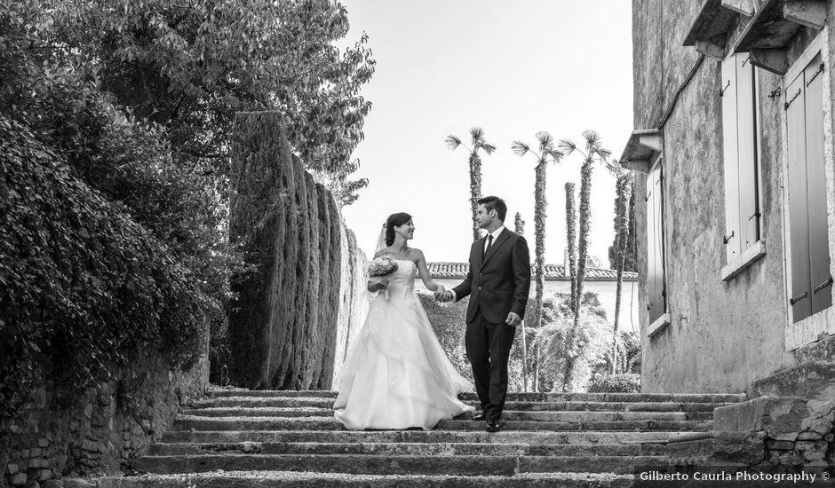 Il matrimonio di Fabio e Mara a Garda, Verona