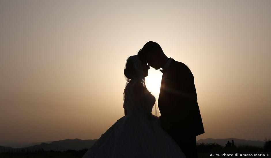 Il matrimonio di Mark e Giusy a Cirò Marina, Crotone