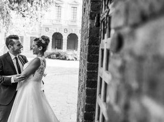 Le nozze di Saida e Matteo