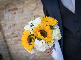 Le nozze di Sara e Thomas 1