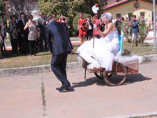 Le nozze di Dario  e Tanya