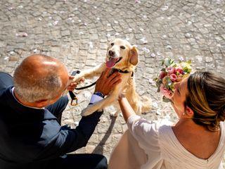 Le nozze di Roberta e Stefano