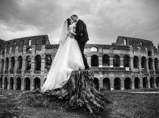 Le nozze di Eva e Alberto