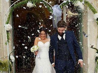 Le nozze di Jessica e Dennis 2