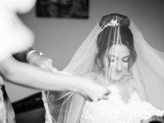 Le nozze di Jessica e Dennis