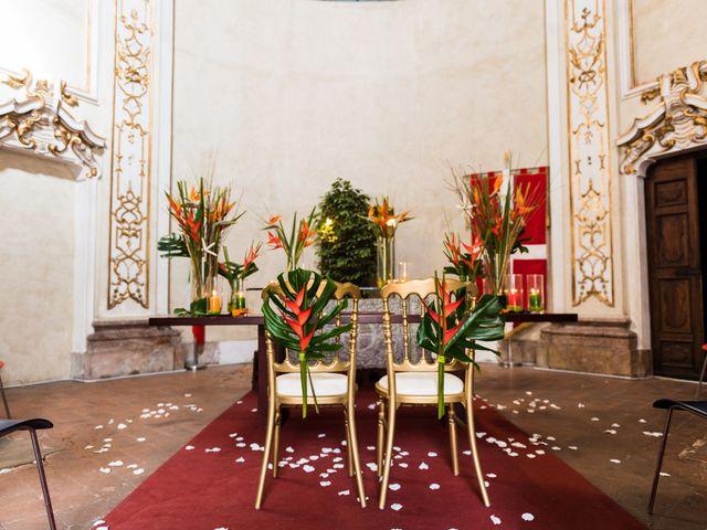 Il matrimonio di Matteo e Saida a Pavia, Pavia 24