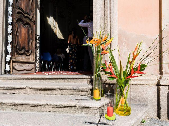 Il matrimonio di Matteo e Saida a Pavia, Pavia 26
