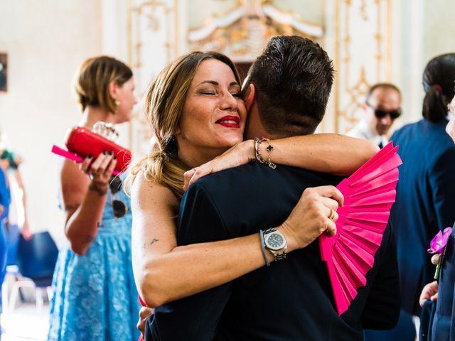 Il matrimonio di Matteo e Saida a Pavia, Pavia 27