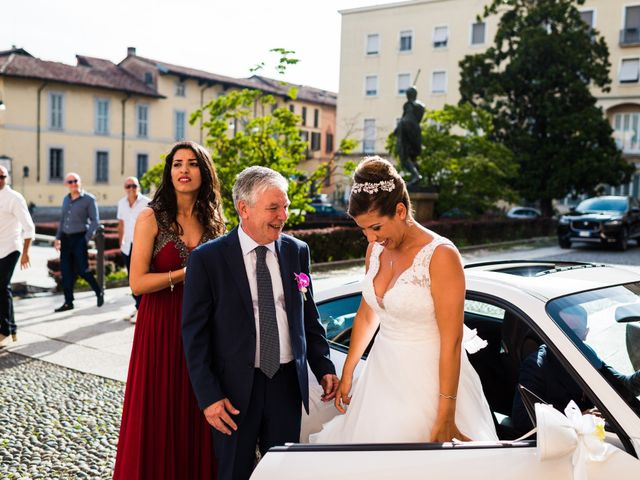 Il matrimonio di Matteo e Saida a Pavia, Pavia 33