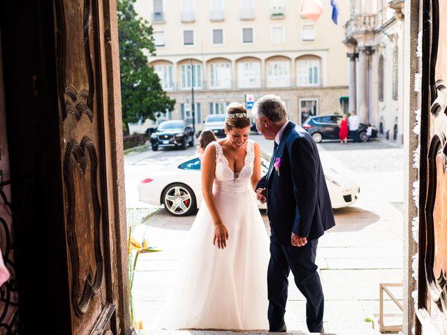 Il matrimonio di Matteo e Saida a Pavia, Pavia 34