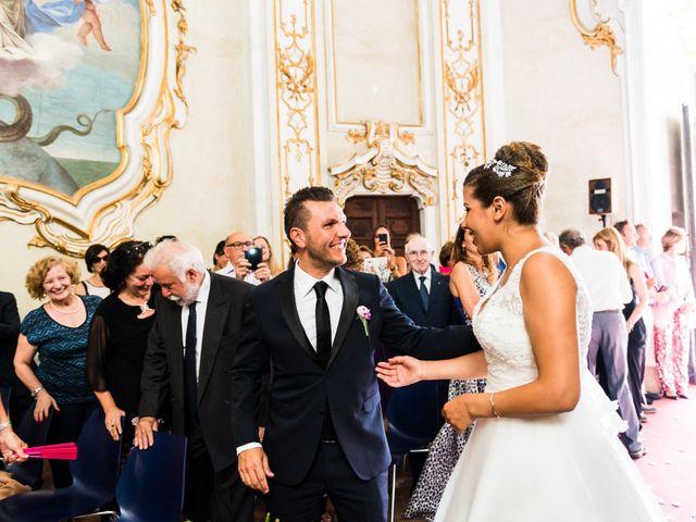 Il matrimonio di Matteo e Saida a Pavia, Pavia 35