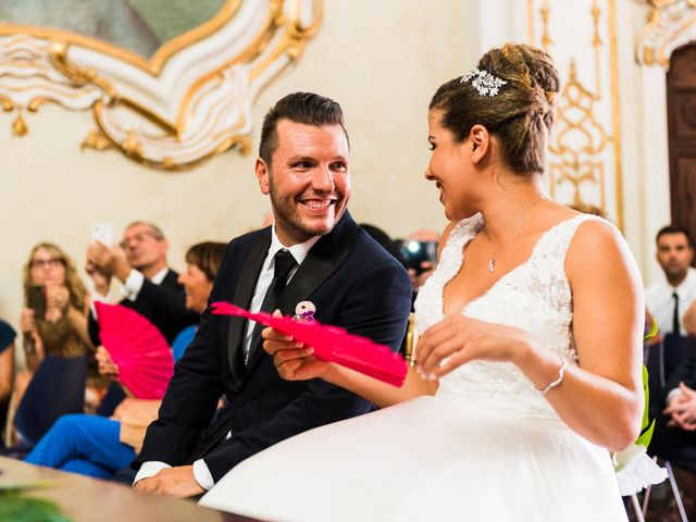 Il matrimonio di Matteo e Saida a Pavia, Pavia 37
