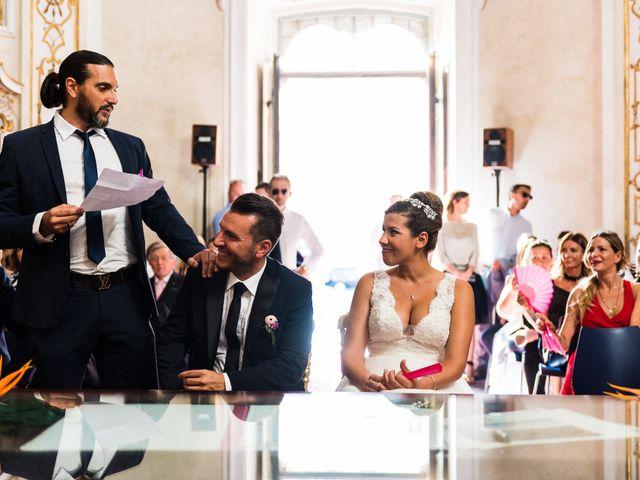 Il matrimonio di Matteo e Saida a Pavia, Pavia 42