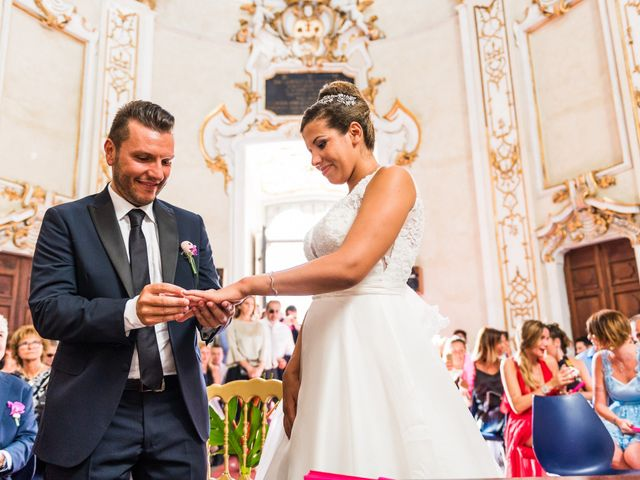 Il matrimonio di Matteo e Saida a Pavia, Pavia 43