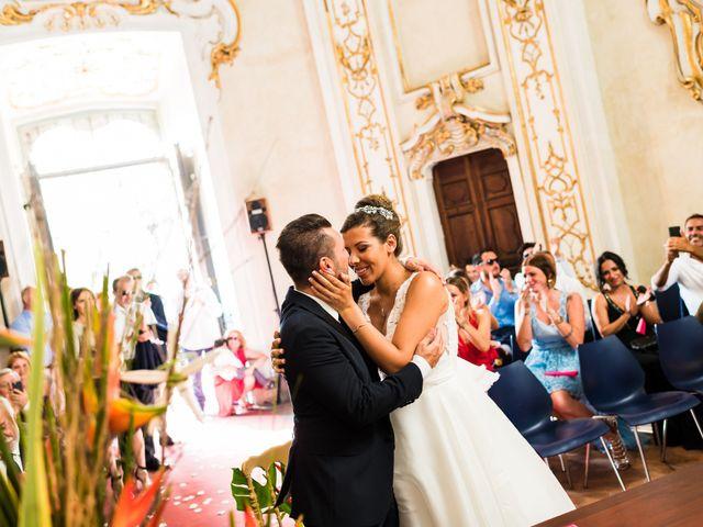 Il matrimonio di Matteo e Saida a Pavia, Pavia 44