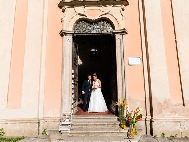 Il matrimonio di Matteo e Saida a Pavia, Pavia 47