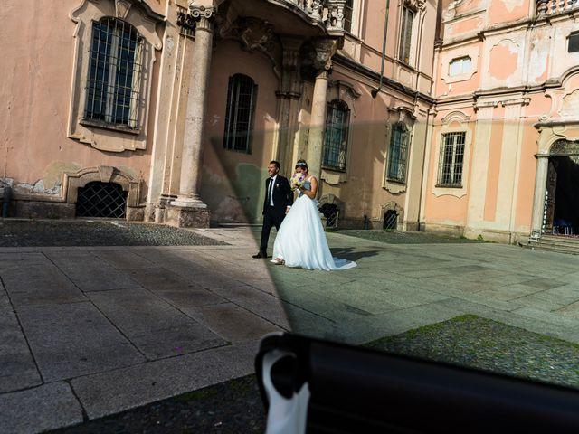 Il matrimonio di Matteo e Saida a Pavia, Pavia 48