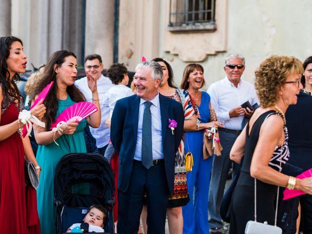 Il matrimonio di Matteo e Saida a Pavia, Pavia 49