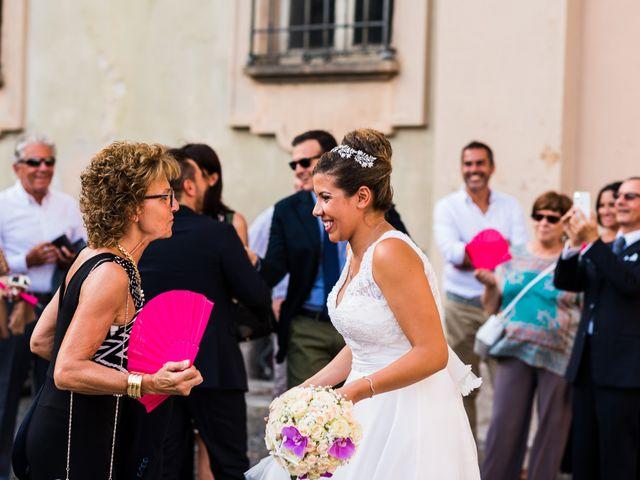 Il matrimonio di Matteo e Saida a Pavia, Pavia 50