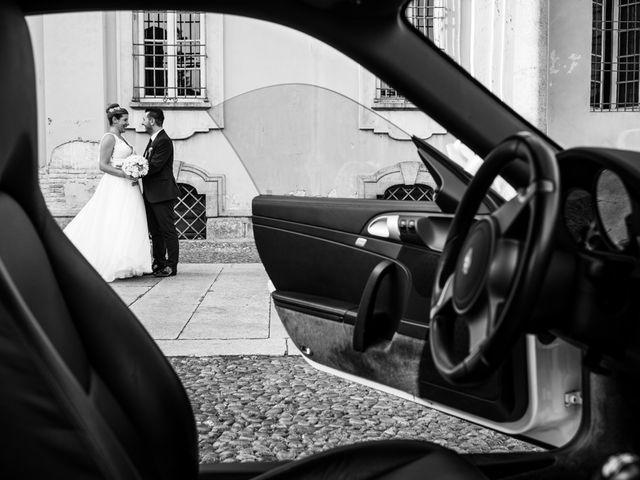 Il matrimonio di Matteo e Saida a Pavia, Pavia 51
