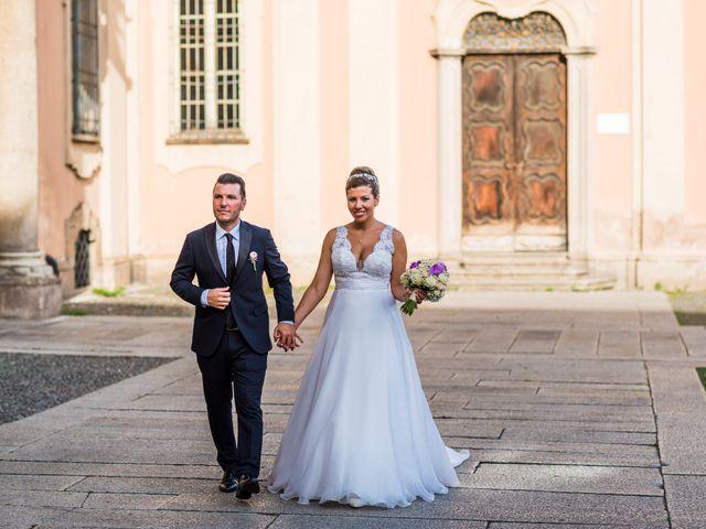 Il matrimonio di Matteo e Saida a Pavia, Pavia 53