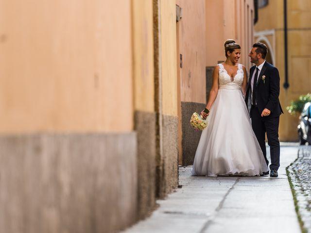 Il matrimonio di Matteo e Saida a Pavia, Pavia 54