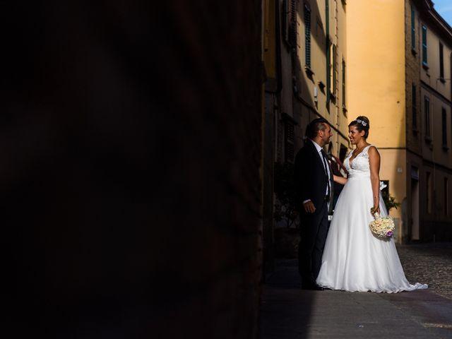 Il matrimonio di Matteo e Saida a Pavia, Pavia 55