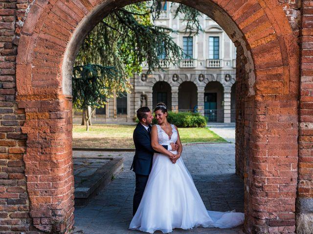 Il matrimonio di Matteo e Saida a Pavia, Pavia 56