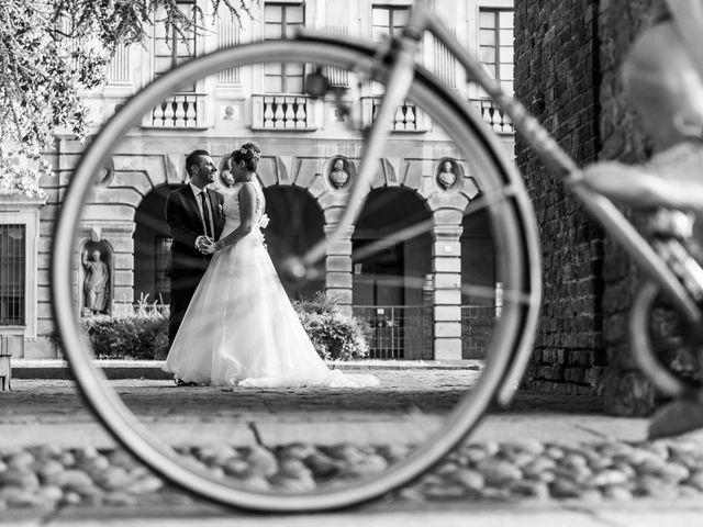 Il matrimonio di Matteo e Saida a Pavia, Pavia 57