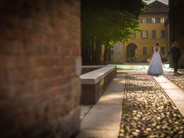 Il matrimonio di Matteo e Saida a Pavia, Pavia 59