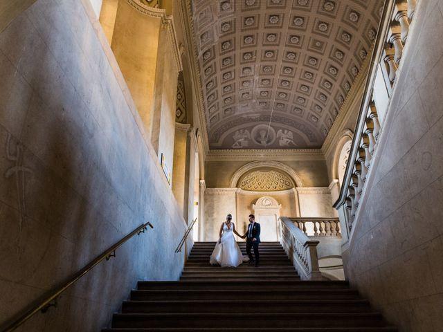 Il matrimonio di Matteo e Saida a Pavia, Pavia 60