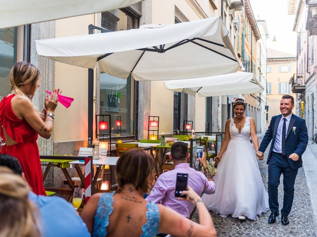 Il matrimonio di Matteo e Saida a Pavia, Pavia 62