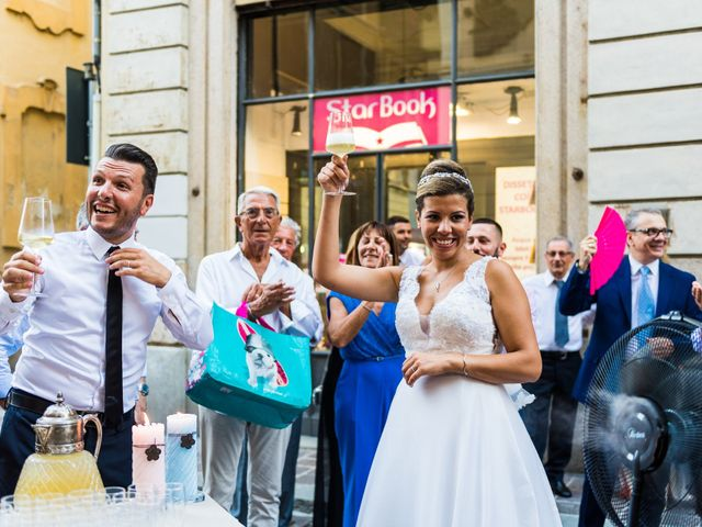 Il matrimonio di Matteo e Saida a Pavia, Pavia 65