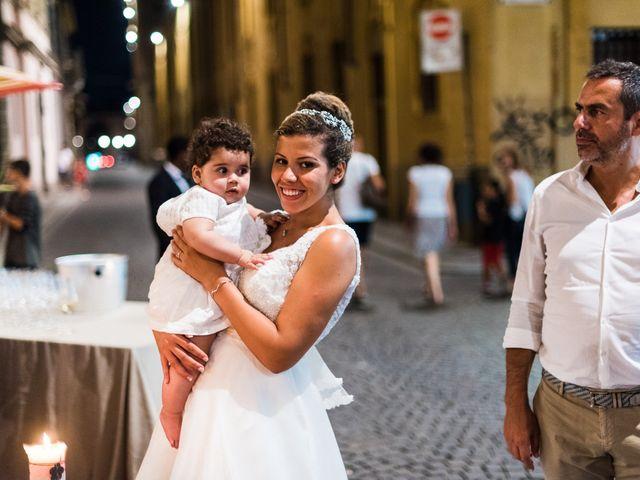 Il matrimonio di Matteo e Saida a Pavia, Pavia 77