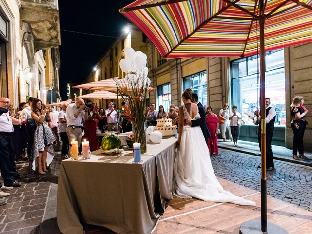 Il matrimonio di Matteo e Saida a Pavia, Pavia 78