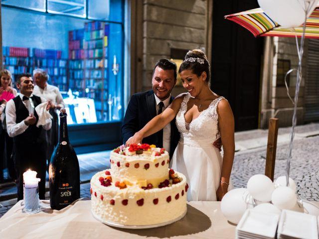 Il matrimonio di Matteo e Saida a Pavia, Pavia 79