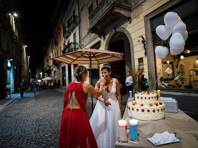 Il matrimonio di Matteo e Saida a Pavia, Pavia 81