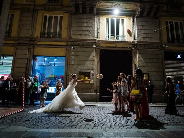 Il matrimonio di Matteo e Saida a Pavia, Pavia 82