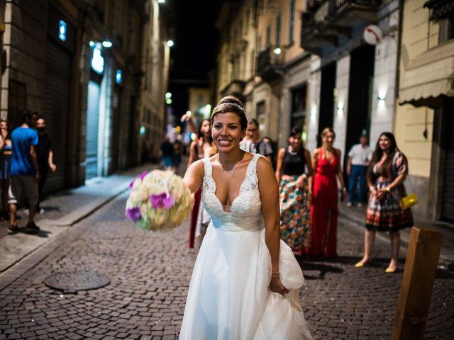 Il matrimonio di Matteo e Saida a Pavia, Pavia 83
