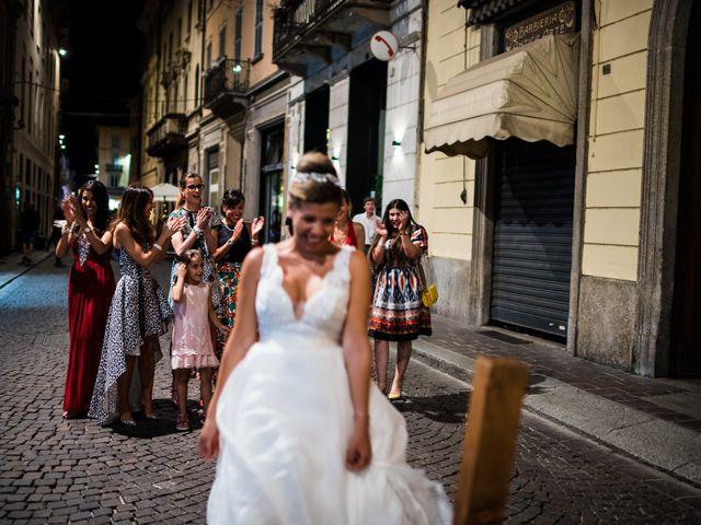 Il matrimonio di Matteo e Saida a Pavia, Pavia 84