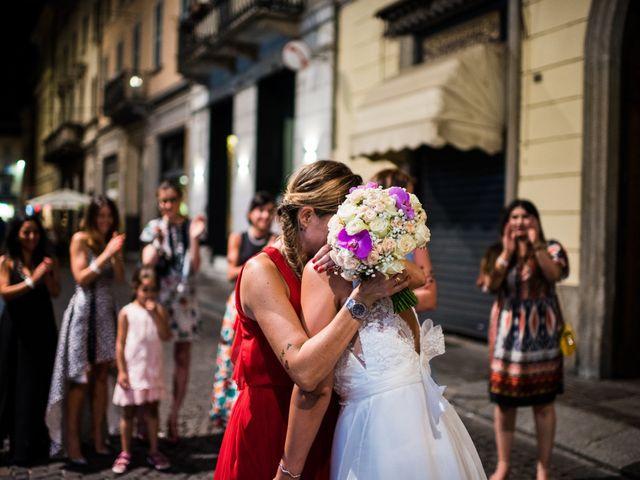 Il matrimonio di Matteo e Saida a Pavia, Pavia 85