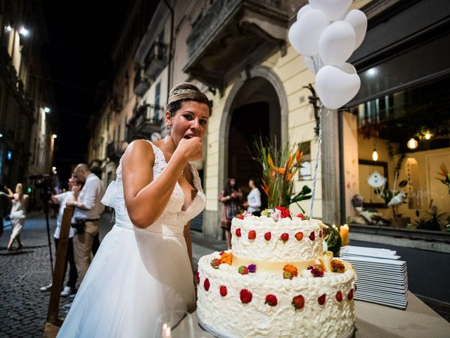 Il matrimonio di Matteo e Saida a Pavia, Pavia 86