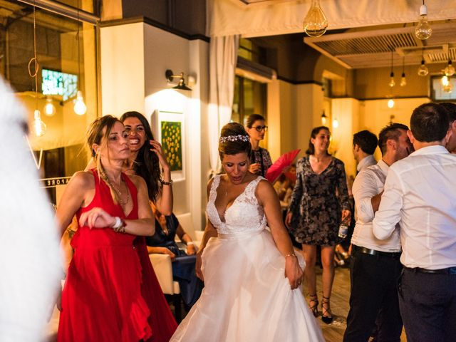 Il matrimonio di Matteo e Saida a Pavia, Pavia 91