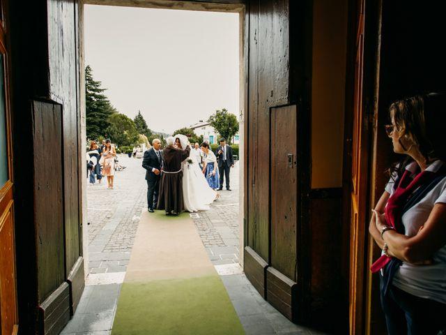 Il matrimonio di Fabrizio e Carmen a San Giovanni Rotondo, Foggia 15