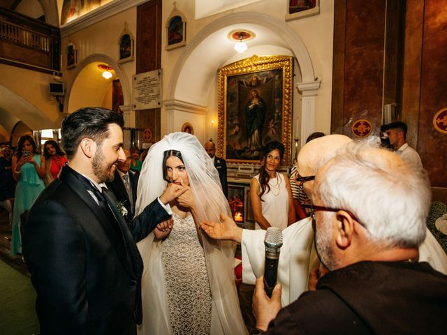 Il matrimonio di Fabrizio e Carmen a San Giovanni Rotondo, Foggia 16