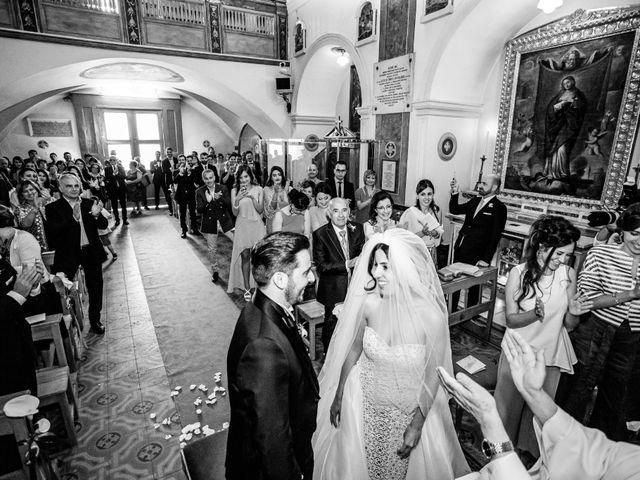 Il matrimonio di Fabrizio e Carmen a San Giovanni Rotondo, Foggia 17