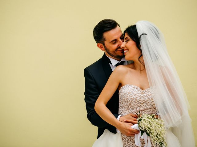 Il matrimonio di Fabrizio e Carmen a San Giovanni Rotondo, Foggia 20