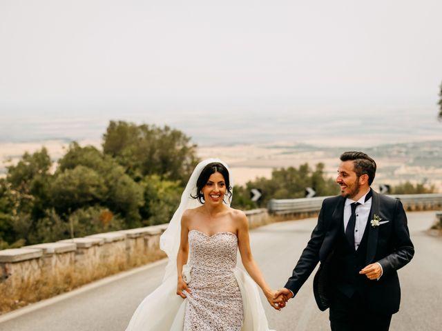 Il matrimonio di Fabrizio e Carmen a San Giovanni Rotondo, Foggia 21